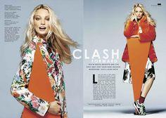 Clash Forward (Sunday Times Style Magazine)