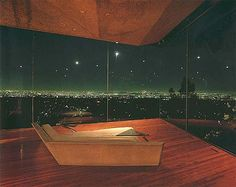 Interview with James Goldstein, owner of architect John Lautner's Sheats/Goldstein residence