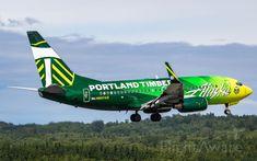Alaska Airlines, Aviation Industry, History, Historia