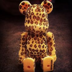 flocked leopard- one of the first ones I got Toy Art, Flocking, Teddy Bear, Toys, Animals, Style, Activity Toys, Swag, Animales