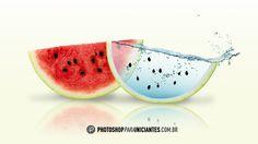 Nessa página você vai encontra um vídeo tutorial ensinando como se faz uma surpreendente montagem no Photoshop com o efeito Melancia D`água, ...