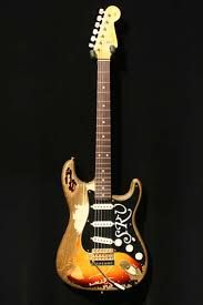 Image result for SRV guitars