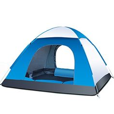 Best Fit For U 4 Person Automatic  Instant Tent ** You can find out more details at the link of the image.