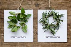 Creative DIY Christmas Gift Tag Ideas