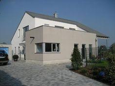 Fassadengestaltung einfamilienhaus rotes dach  Bildergebnis für fassadengestaltung einfamilienhaus modern ...