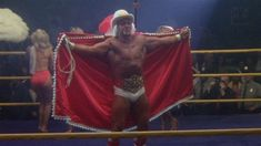 Hulk Hogan (Rocky 3) - Top 10 Movies Featuring Pro Wrestlers