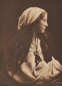 The Day DreamCameron, Julia Margaret, b.1815 - 1879Sun Artists No. 5, 189118.5 x 21.5cmPhotogravure