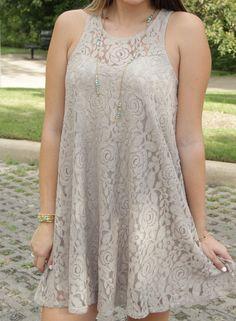 Total Flirt Dress