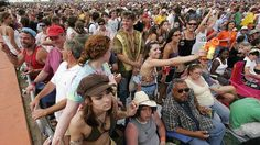 New Orleans Jazz fest for beginners. How cool!