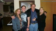 Chris with family at Gong show Christopher Jones, Sons, How To Memorize Things, In This Moment, My Son, Boys