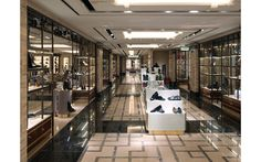 David Collins - Harrods Shoe Heaven, Knightsbridge, London