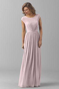 Emily 8548i | Watters Bridesmaids | Watters