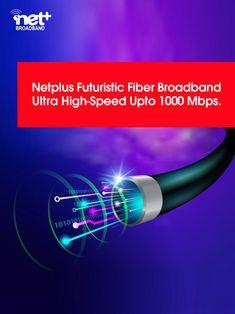 Fast Internet, High Speed, Futuristic, Fiber