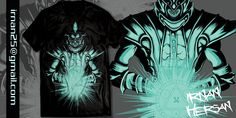 """Irgiaw Vigour"" t-shirt design by irnan hersan Artwork available for sale email me irnan25@gmail.com"