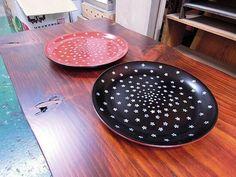 옻칠 쟁반(자개) Decorative Bowls, Home Decor, Decoration Home, Room Decor, Home Interior Design, Home Decoration, Interior Design