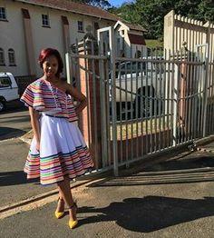 Have mercy. African Print Skirt, African Print Dresses, African Print Fashion, African Fashion Dresses, African Dress, African Outfits, Ankara Dress, Xhosa Attire, African Attire