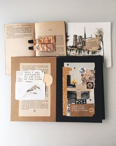 Art Journal Sessions with Merel ✨ Bullet Journal Notebook, Bullet Journal Ideas Pages, Bullet Journal Inspiration, Art Journal Pages, Kalender Design, Bullet Journal Aesthetic, Journal Themes, Creative Journal, Scrapbook Journal