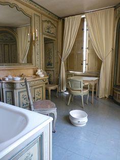 Chateau de Champs sur Marne - Salle de Bains