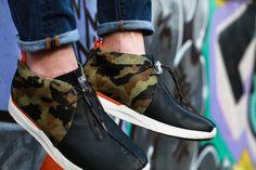 """UBIQ x Clarks Sportswear """"Urban Explorer"""" Traxter"""