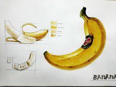 바나나(자연물)