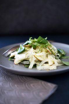 Apple Fennel Salad   The Flourishing Foodie