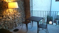 Hotel Casa Rabat en Rafelcofer, Valencia. Muebles de forja de www.fustaiferro.com #hotel #valencia #turismo #decoración #interioriosmo #diseño #arquitectura