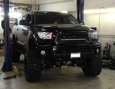 I got a call from the Toyota dealership. They said that my truck is ready to be picked up(;