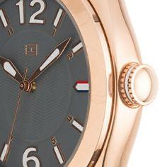 Tommy Hilfiger Pre-Spring 2014 Maxi Watch