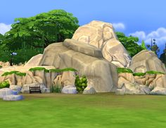 Mod The Sims - Liberated Rocks 2