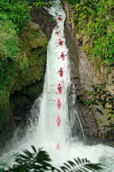 Photographer: Lucas Gilman Athlete: Rush Sturges Location: Lower Tomata Falls, Mexico