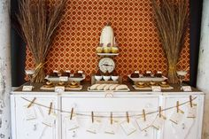 Fall Harvest Thanksgiving Party! - Giving Thanks Party Ideas & Decor | www.KarasPartyIdeas.com