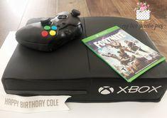 Xbox cake/ Fortnite