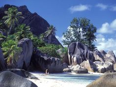 -Seychelles Islands – A Tropical Island Paradise