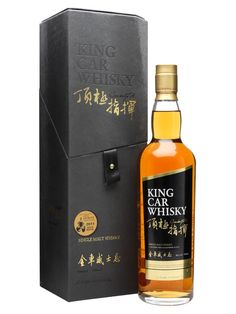 A limited edition whisky from King Car's Kavalan distillery in Taiwan, part of their range which also includes the orchestrally inspired Solist series. The whisky was selected to show off the range...