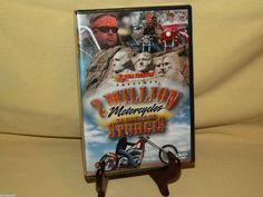 STURGIS DVD VIDEO NEW 2 MILLION MOTORCYCLES 24 HOURS HARLEY DAVIDSON 20114