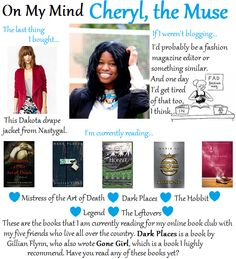 Oh to Be a Muse: On My Mind: January 2013