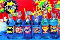 Resultado de imagem para festa super herois