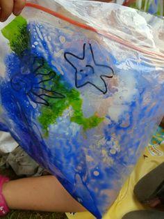 Il mare in un sacchetto