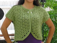 Easy Crochet Cardigan Free Patterns | How to Crochet a Sleeve in a Sweater | eHow.com