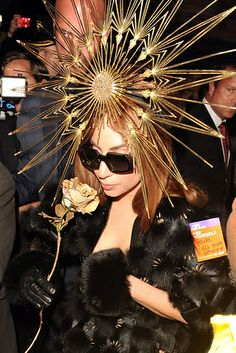 Definitive Proof Lady Gaga Is Using Ikea As Fashion Inspiration