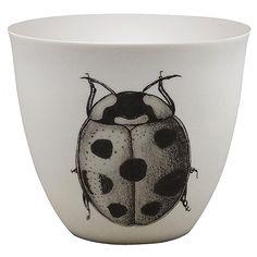 Candlecup / Candle Holder Ladybug - On Interiör - Webshop | Mixin Home