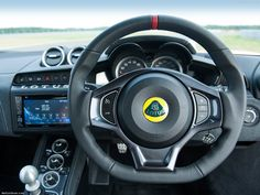 Lotus Evora 400 (2015-n/a) Steer wheel
