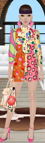 CuteRockybalboa #Stardoll #Outfit #artfashion