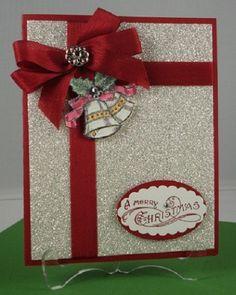 How to make Homemade Christmas Cards 2013 - Merry Christmas 2013