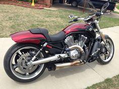 #harleydavidsoncustommotorcyclesvrod
