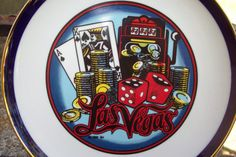 Vintage Las Vegas souvenir collectible by UpcycledCottageDecor