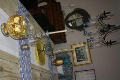 My Hanukkah table #hanukkah