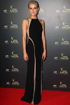 Rachael Taylor in Dion Lee.