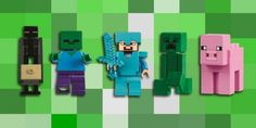 Legos new Minecraft sets leak on Russian toyshop - In just a few more weeks, Lego will finally pull back the curtain on their new minifig-scale Minecraft sets. You dont have to wait any longer to take a look at them,