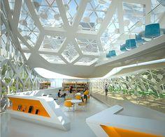 asymptote architecture   Nantes slideshow